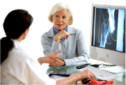 vitalim standard practices bone mineral density scan